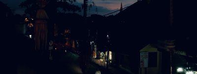 Evening in Bali